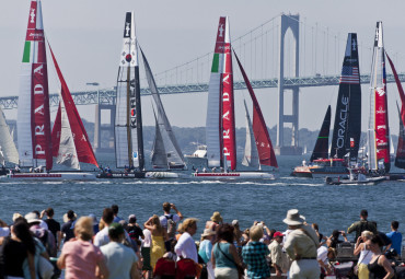 34 AMERICA´S CUP