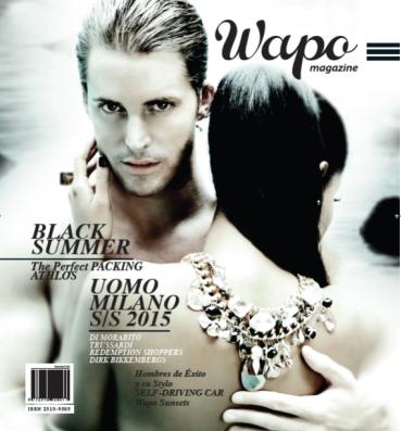 Wapo Magazine Edición 2