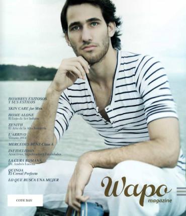Wapo Magazine Edición 1