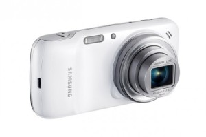 GALAXY S4 zoom front